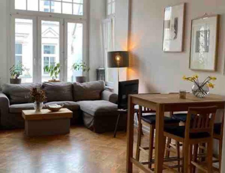 Wunderschöne 1-Zimmer Altbauwohnung in der City ❤️