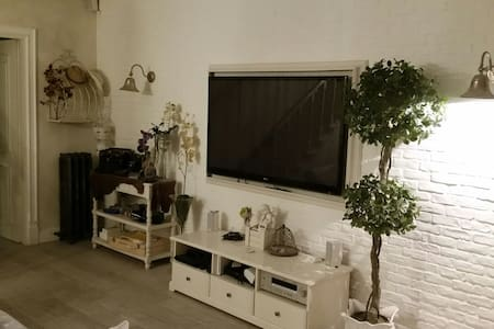 Attico in pieno centro con garage - Carpi - Apartemen