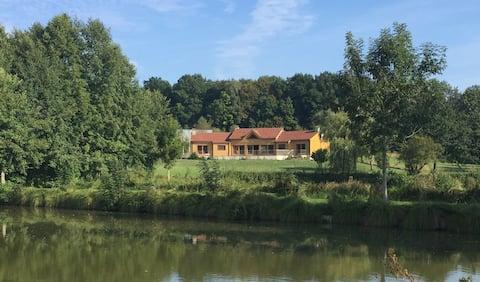 Gîte des étangs de Bairon et ses environs