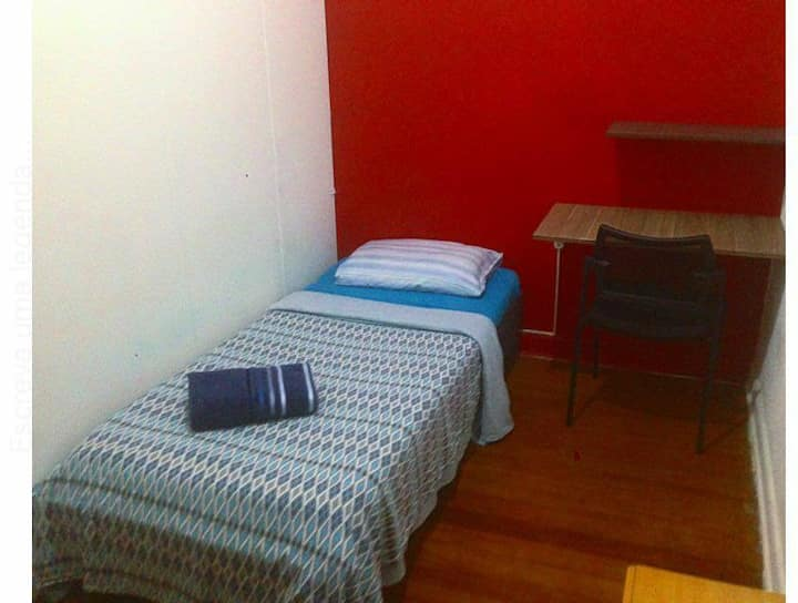 Confort Home - Metrô Vila Mariana Quarto 5