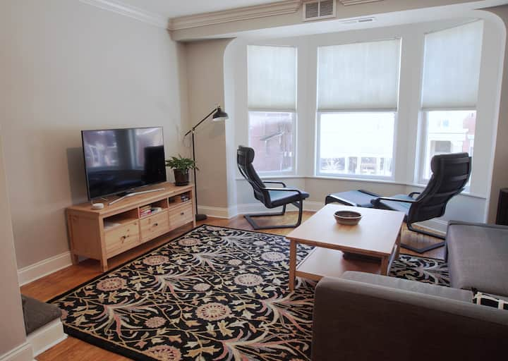 Luxury Private Suite in heart of downtown York