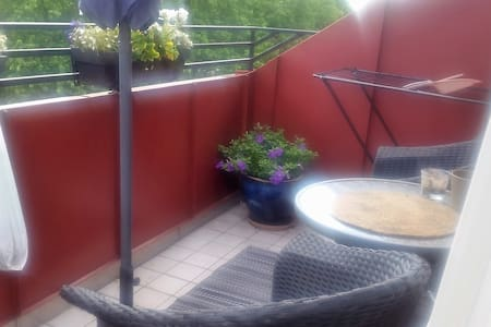 Nice two-room apartment-large balcony. - Helsingborg