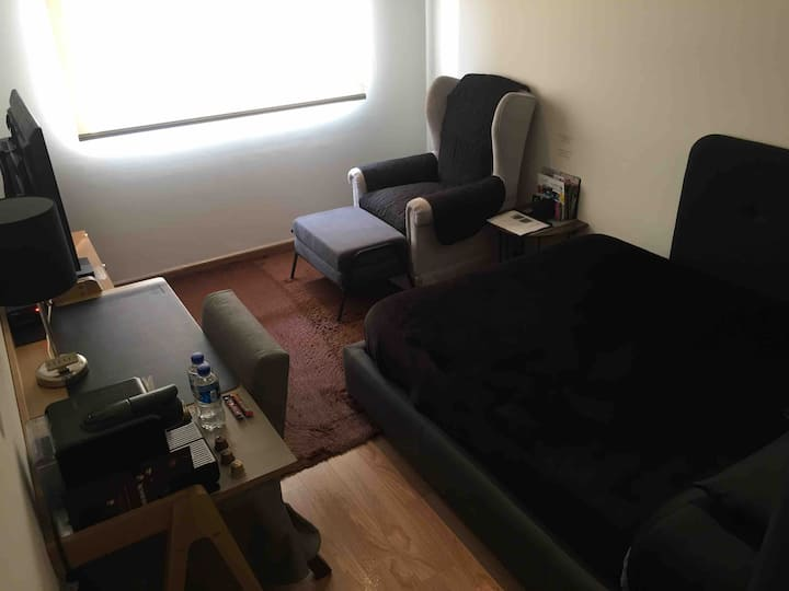 Suite privada 2 personas/Private suite for 2 guest