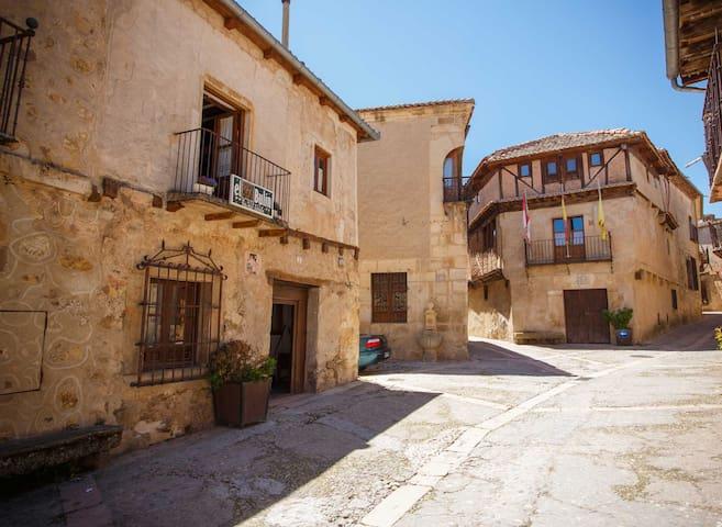 El Bulín de Pedraza - Serrador