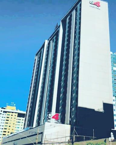 Apart-Hotel S4 511 Aguas Claras