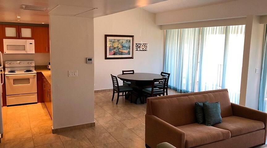 Resort 2 Bedroom Villa