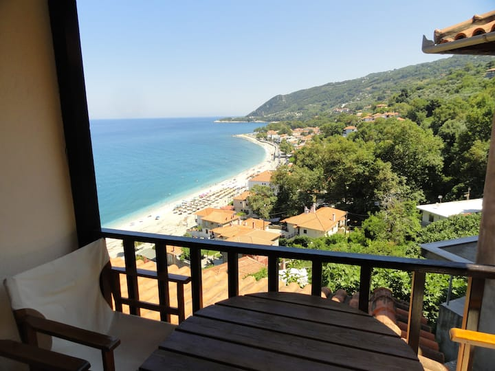 Agios Ioannis Sea View House