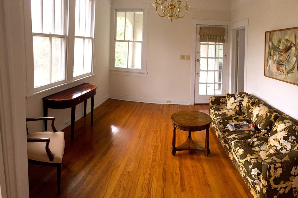 Uptown New Orleans Spacious 2 Bedroom Apartment Apartments For Rent In New Orleans Louisiana