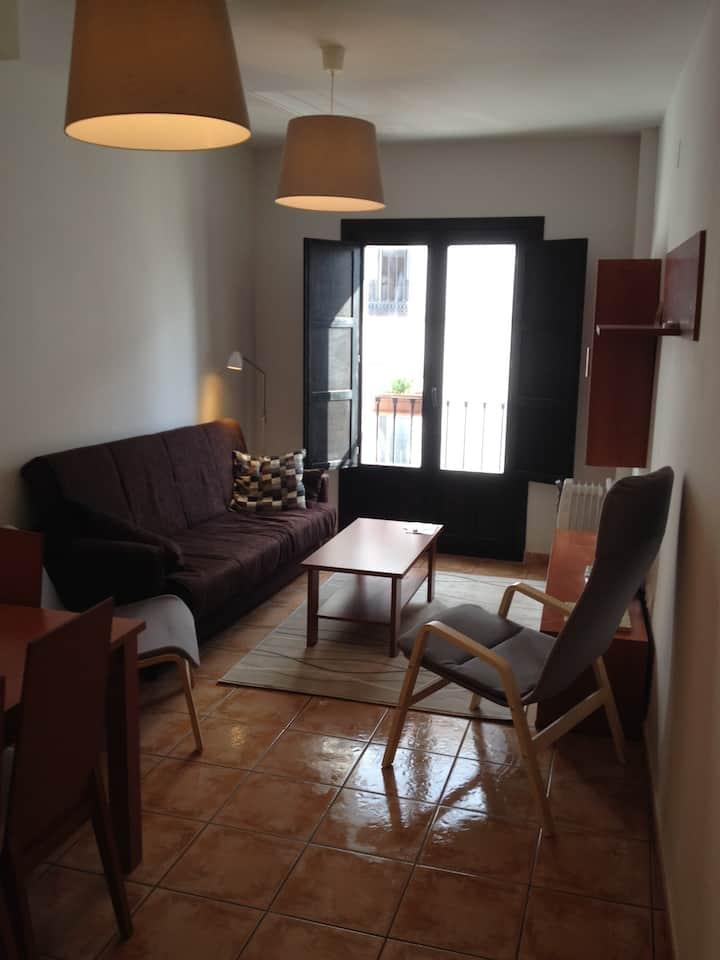 Immaculate, duplex flat in Velez de Benaudalla
