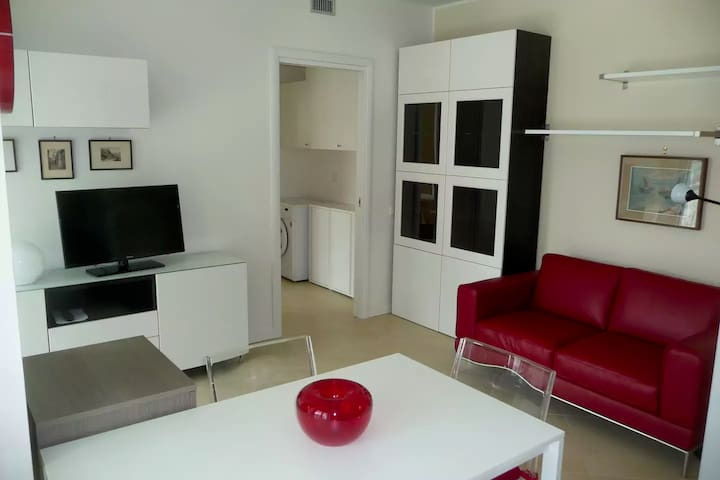New Apartment (65m2), Very Well Furnished !