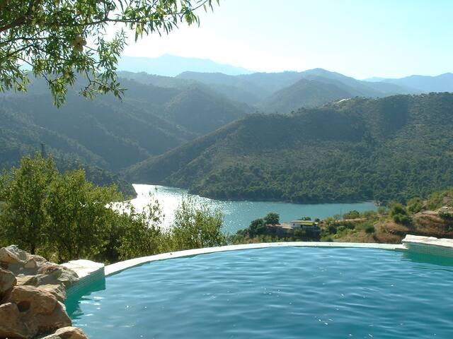 Relaxing Rural Villa near Marbella