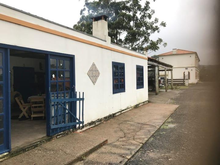 Alojamento em área rural , espaço simples