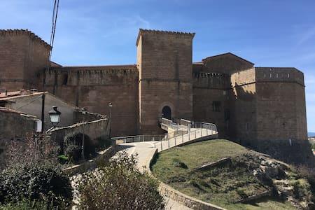 CASA EL PAJAR DEL CASTILLO - Mora de Rubielos - Talo