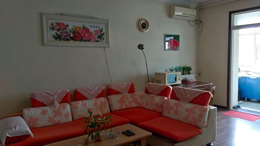 丹凤朝阳 大明宫国家遗址公园旁的温馨大床房