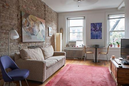 Entire Charming Studio in Historical Brooklyn
