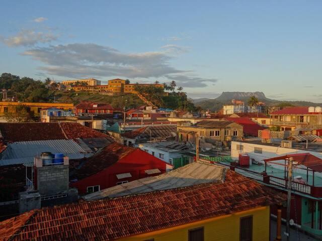 ★Casa colonial Yalina y Gustavo en Baracoa★Room #2