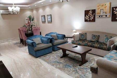 apartment in New Cairo near American university