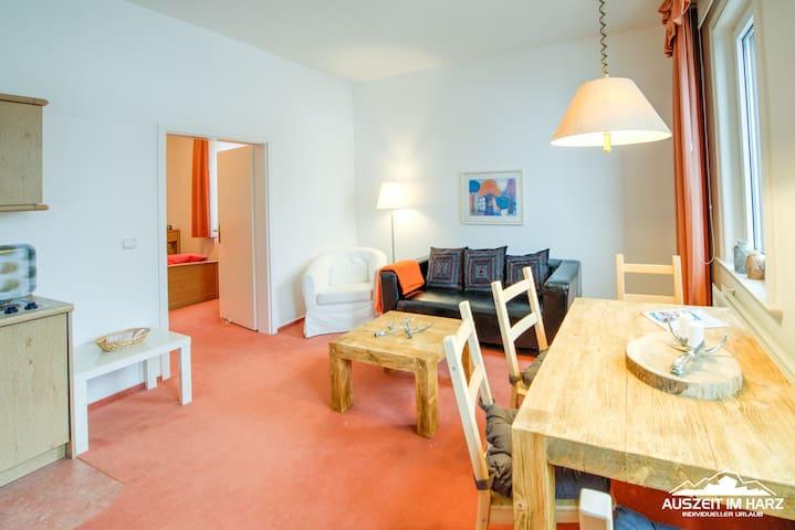 Auszeit im Harz - Haus 4 Wohnung 4