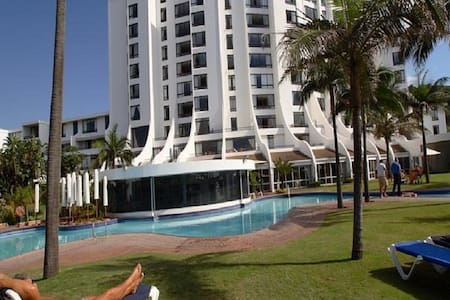 Breakers Resort Luxury Studio Apartment 414 - Umhlanga - Flat