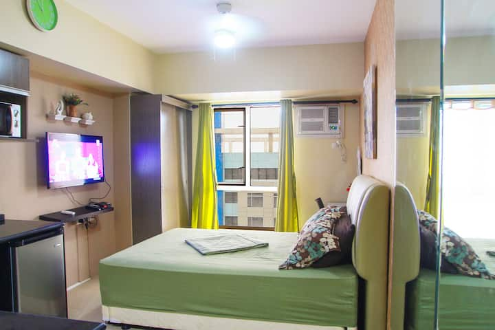 Cebu IT Park AVIDA RIALA Tower 2 Condo Studio Type