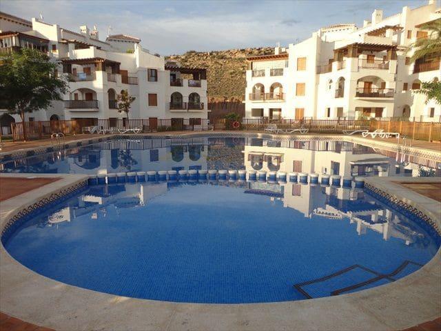 Stor villa med høy standard på resort