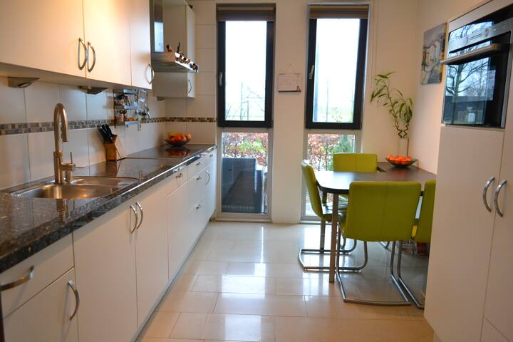 Modern family house in chic Rotterdam Nesselande