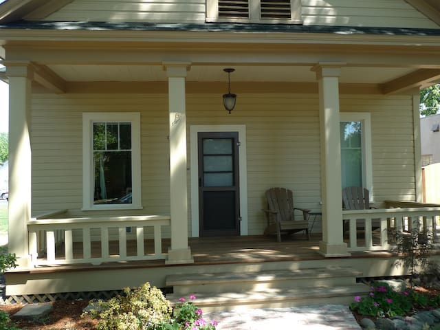 Queen Anne Cottage 2 Bed 1 Bth - Medford - Casa