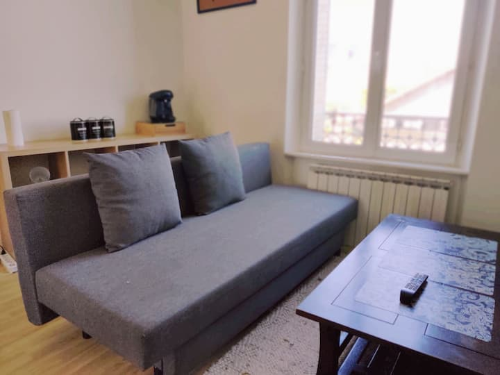 Private Rooms - Chambre Persan Chambly Roissy