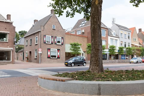 Downstairs apartment in the old  centre of Rhenen