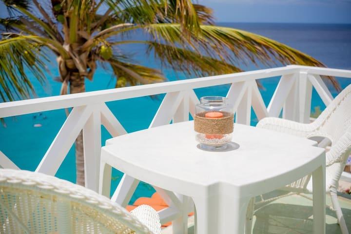 Appartement bij het Playa Lagun. - Lagun - Flat