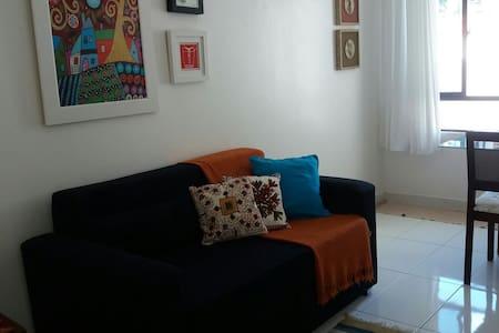 Apê Completo-Moradia e Lazer Localização Perfeita!