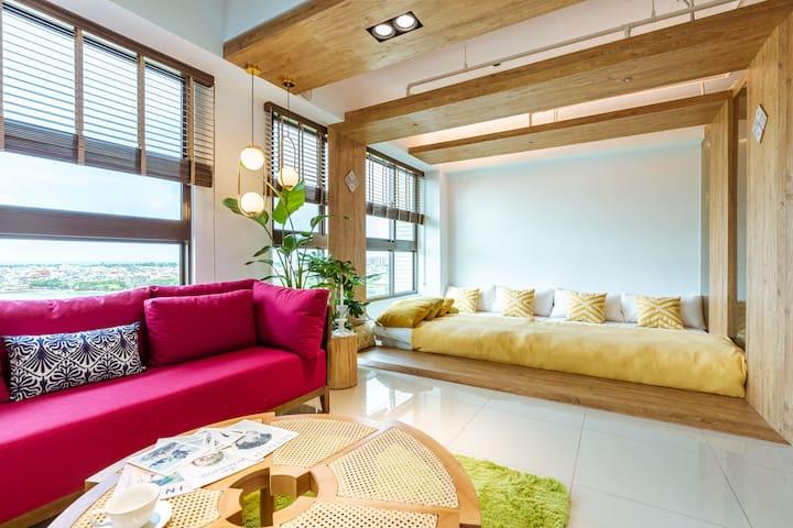 Second bedroom/次臥
