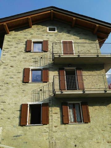 Bilocale 45mq,in casa ristrutturata - Vassalini - Apartment