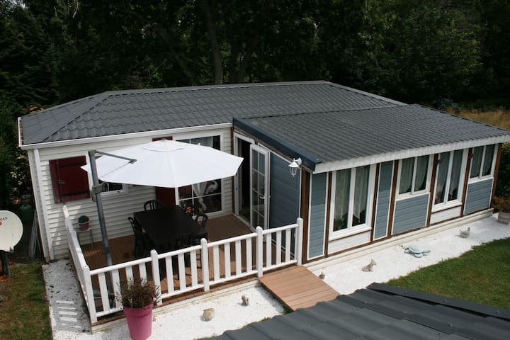 MOBILHOME SUD FINISTERE AVEC CLIMATISATION
