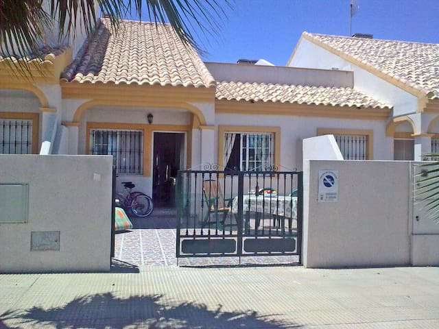 Home from home beside the Mar Menor - Cartagena - Hus