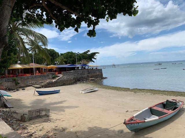 Beira Mar Pousada (Salvador, Bahia) ROOM #12