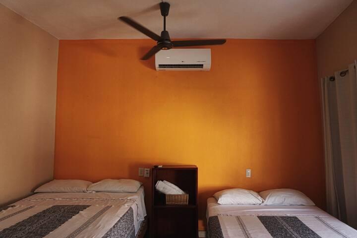 Bungalows La Ola, habitación 3.