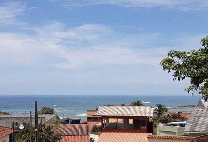 Casarão na Praia de Setiba Guarapari (7 quartos!)