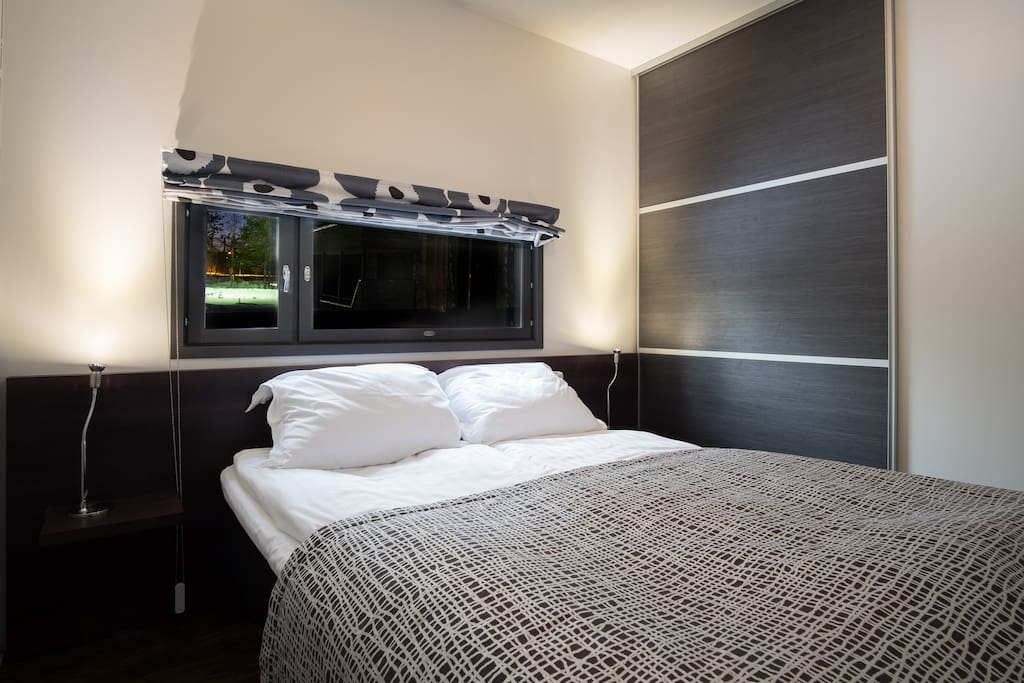Chalet bedroom