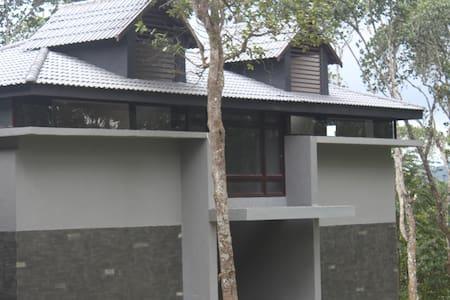 Plantation and mountain view room at Banyan Villa - Kumily