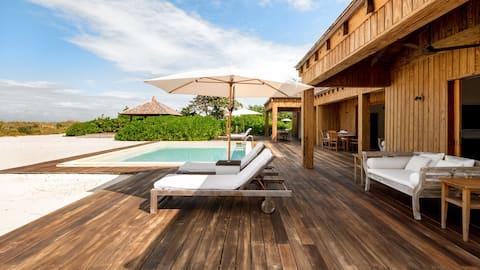 COMO Parrot Cay 2 Bedroom Beach Villa