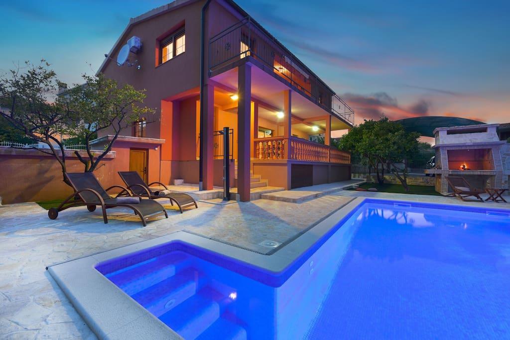 Villa Carpe Diem Dein Traumurlaub Cottages For Rent In