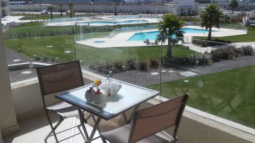 Esclusivo condominio, en la mejor ubicacion - Coquimbo - Lägenhet