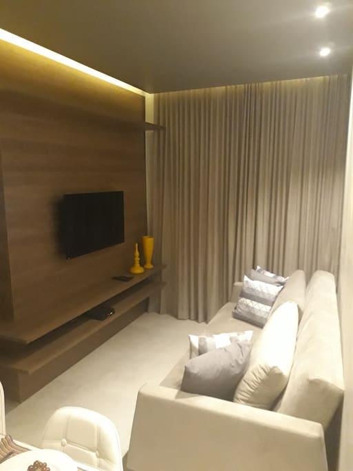 Sala de Estar c/ TV Smart