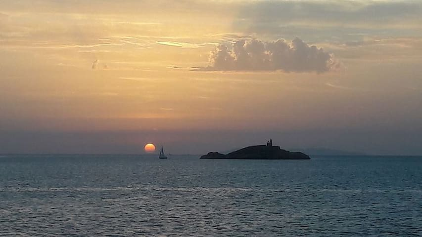 Elba, between sea and nature.