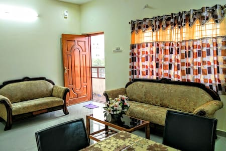 Fully furnished 2 BHK in Chennai - Chennai