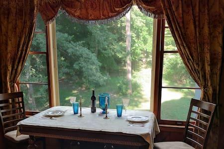 2-Bedroom Apartment Overlooking Forest Landscape