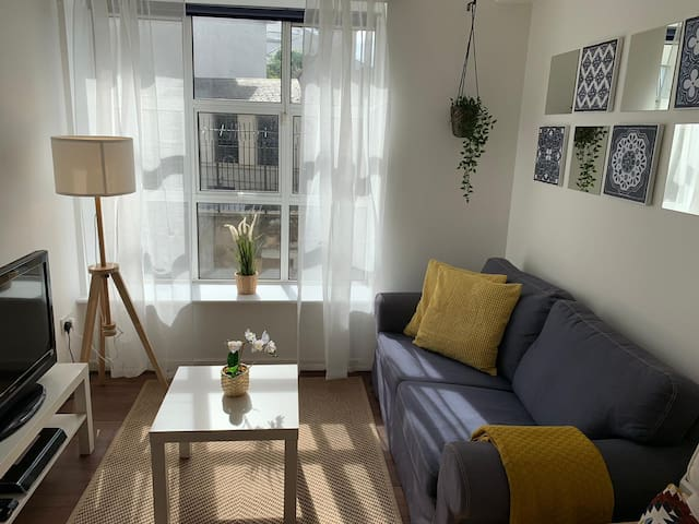 Bright, Calm Apt in front of St. Patrick Cathedral