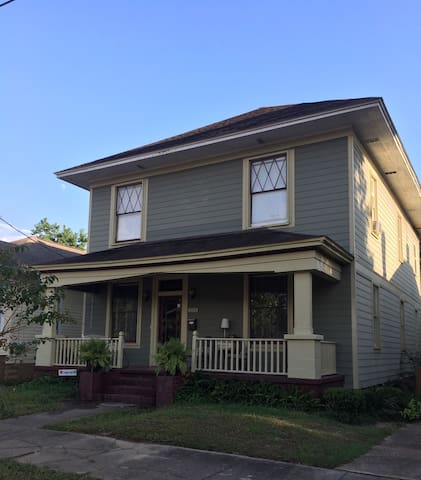 Historic East Hill Home downtown