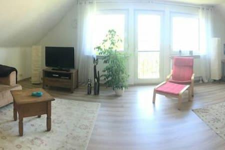 Große Wohnung (68qm) nahe Herzogenaurach - Puschendorf - Lakás